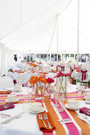 Wedding Linen Hire across London and Essex